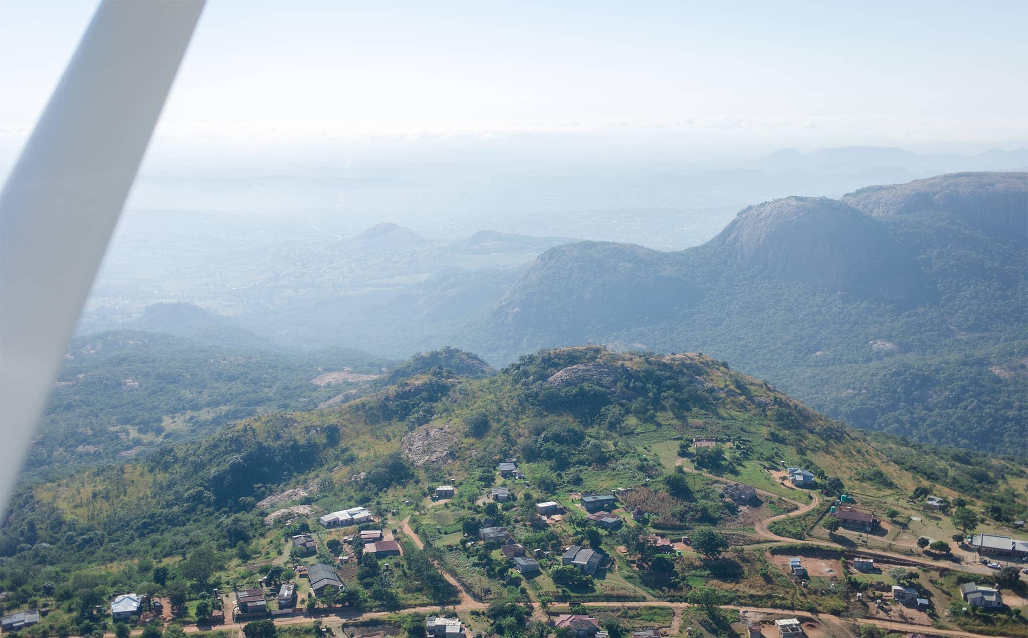 Botswana Moremi Okovango Delta