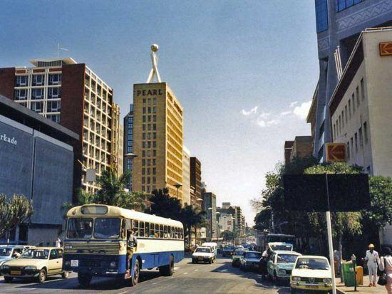 Harare Stadtzentrum