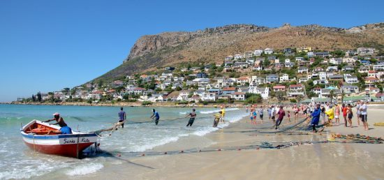 Kapstadt Strand