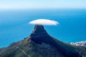 Randonnées à Cape Town : Lion's head.