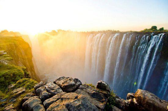 Cataratas Vitória, outro destino apaixonante do continente africano