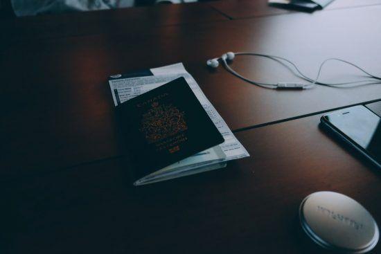 Pass und Reisedokumente