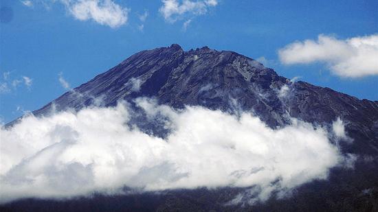 Mount Meru, Tanzânia