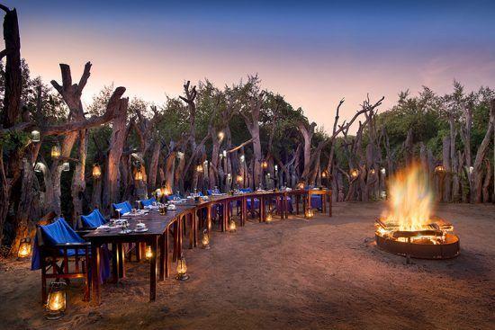 Hospedagens de luxo na África: Royal Chundu, na Zâmbia