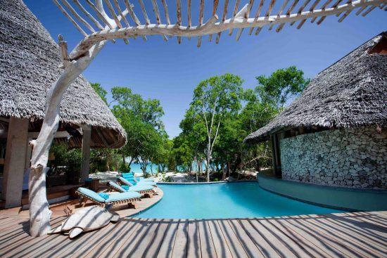 Pool Vamizi Island