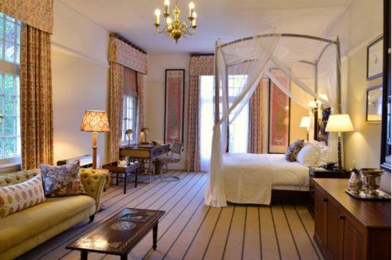 Wohnbeispiel Victoria Falls Hotel