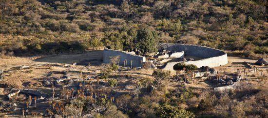 Ruinenstadt Groß Simbabwe
