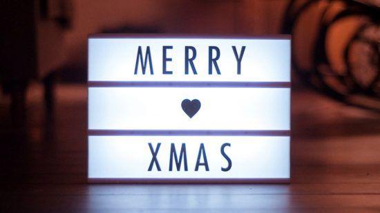 Weihnachtsleuchte