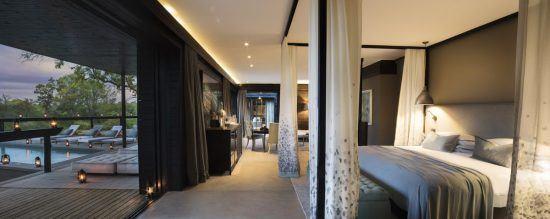 Silvan Safari's Leadwood Suite