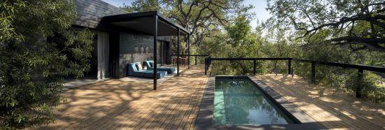 Silvan Safari's Blue Guarri Suite
