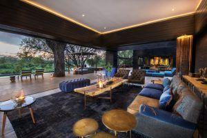 The luxurious Silvan Safari Lodge in Sabi Sand Game Reserve