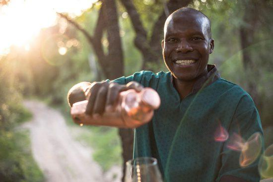 Equipe do Silvan Safari faz hóspedes se sentirem em casa rapidamente. Foto: Silvan Safari