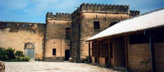 Arquitetura em Stone Town, Zanzibar