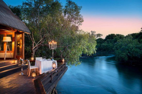 Royal Chundu in Zambia offers luxury Victoria Falls accommodation