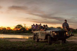 Vehículo de safari de Silvan