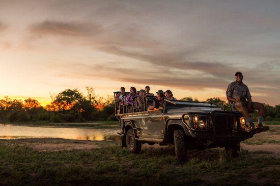 El Parque Kruger combina una experiencia íntima y de conexión con la naturaleza.
