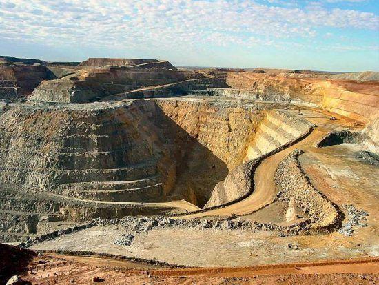 Aktivitäten in Johannesburg: Offene Goldmine bei schönem Wetter