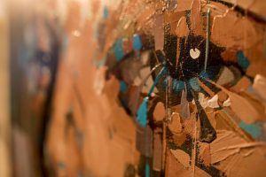 Oeuvre présentée à la vente aux enchères d'ArtAngels Africa