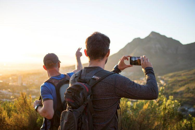 Randonnée au Cap et câble Table Mountain.