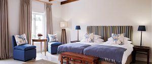 Spier, hotel en Stellenbosch, Sudáfrica