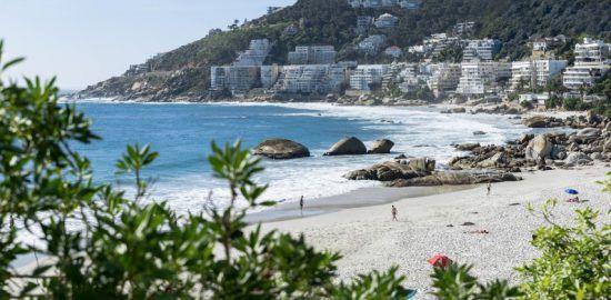 Las playas de Clifton harán que te olvides del invierno por unos días