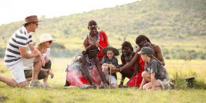 Discover, Explore and connect in Africa