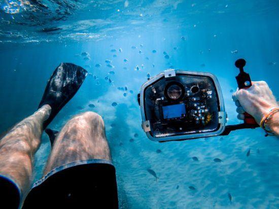 Snorkel, la mejor forma de capturar momentos únicos bajo el agua