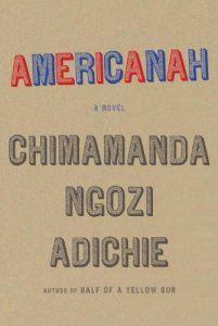 Portada del libro Americanah, de Chimamanda Ngozi Adichie