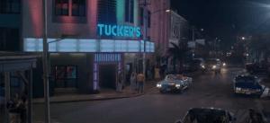 Tucker's, le bar de San Junipero, existe au Cap avec une enseigne différente