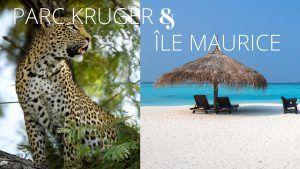 Parc Kruger Île Maurice, safari et plage