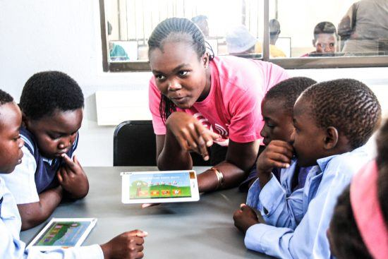 Aprendizaje digital en áreas rurales