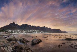 Los 12 Apóstoles dominando la costa de Ciudad del Cabo