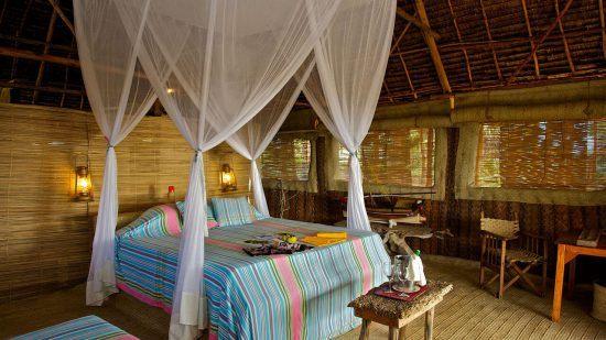 Kupingani Explorer in Lamu Island, Kenya is understated but luxurious