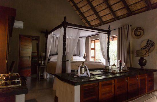 Quarto em Camp Ndlovu, Waterberg, Limpopo