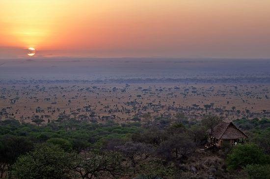 Las llanuras del Parque Nacional Serengeti, en Tanzania