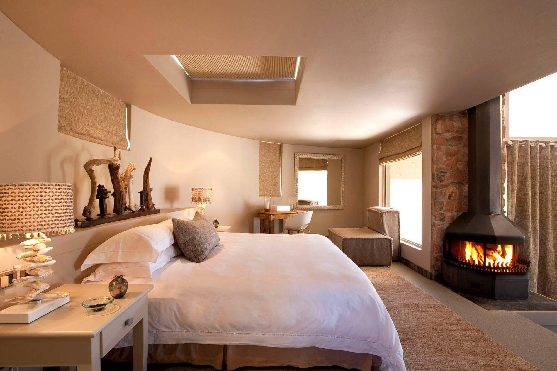 Wunderschöne Suiten in der &Beyond Sossusvlei Desert Lodge