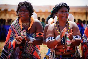 Traditional Venda women in South Africa in Rhino Africa's Complete Guide