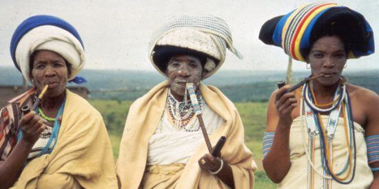 Xhosa women in Rhino Africa's Complete Guide