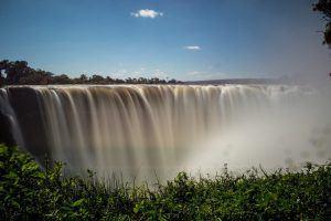 Chutes Victoria, côté Zimbabwe