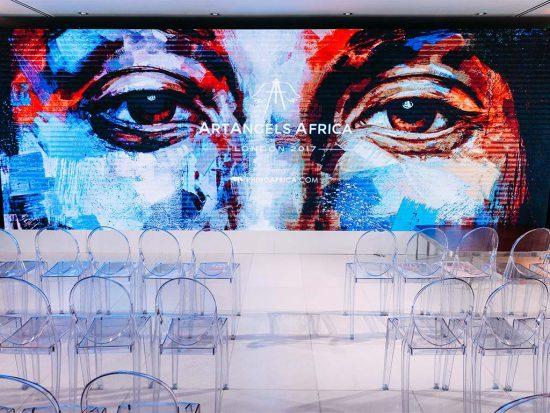 Vente aux enchères pour ArtAngels Africa à Ellerman House