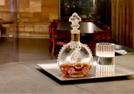 Exclusive Experience at Ellerman House: Louis XIII