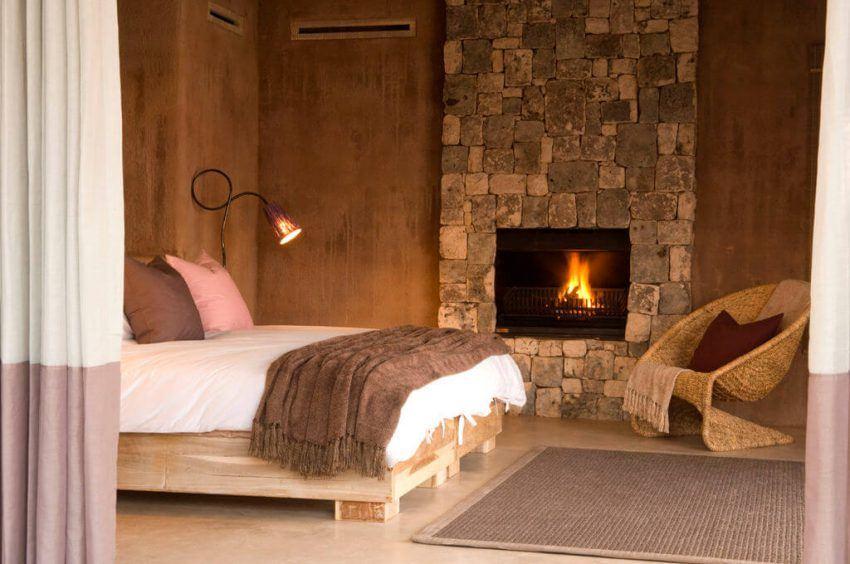 Luxuriöse Suiten in Onguma The Fort