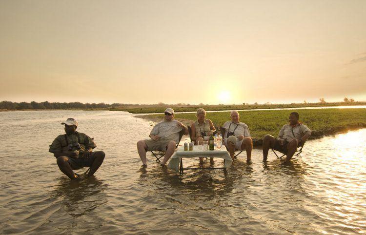 Zambezi Expeditions au Zimbabwe, l'une des offres safari d'African Bush Camp