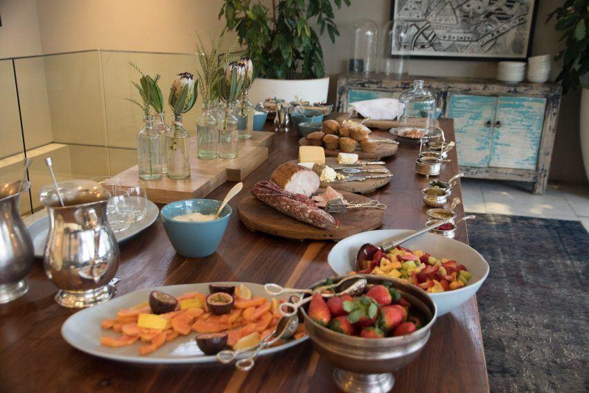 Frühstücksbuffet im MannaBay