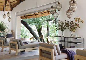 Healing House, Londolozi Varty Camp