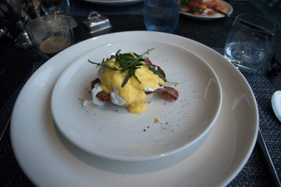 Eggs Benedict im MannaBay