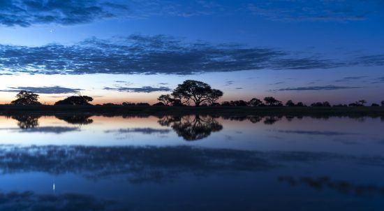 Uno de los diversos paisajes que ofrece África