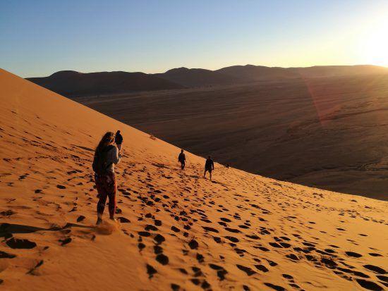 N'oubliez pas l'essentiel pour votre voyage en Namibie