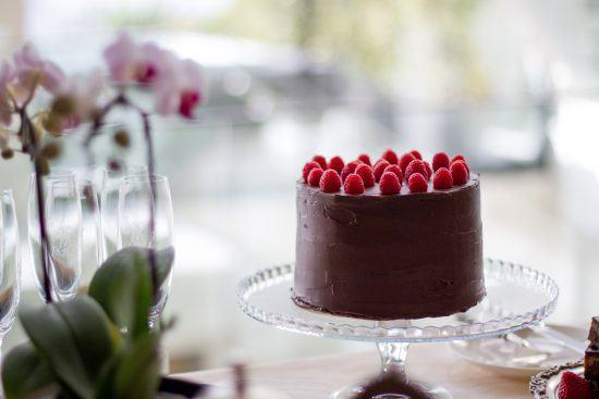 MannaBay oferece uma seleção de doces durante seu chá da tarde especial na Cidade do Cabo