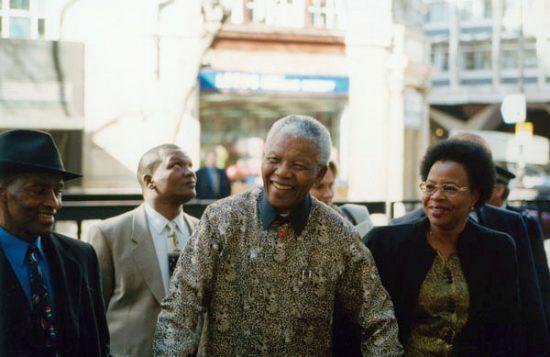 La eterna sonrisa de Madiba, un ejemplo de democracia a nivel mundial
